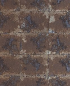 Harlequin Oxidise Azurite Mink Anthology 03 Wallpaper