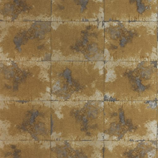 Harlequin Oxidise Granite Saffron Granite Anthology 03 Wallpaper