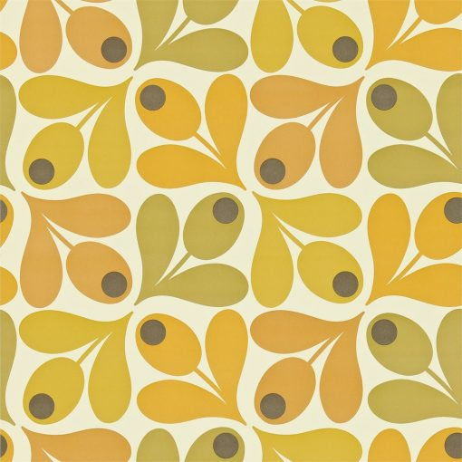 Harlequin Multi Acorn Spot Wallpaper