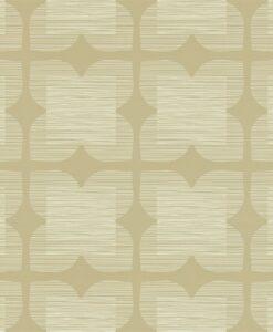 Flower Tile - Orla Kiely Wallpaper - Stone