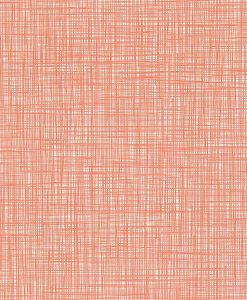 Scribble wallpaper by Orla Kiely - Poppy