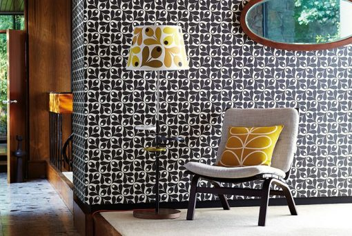 Harlequin Small Acorn Cup Wallpaper