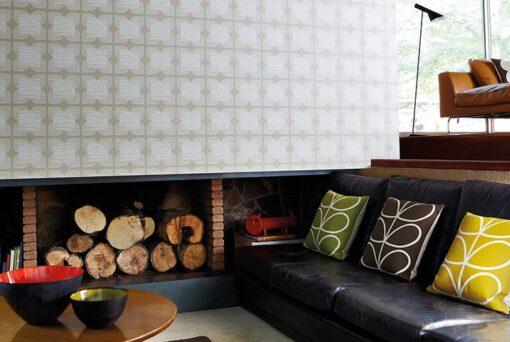 Harlequin Flower Tile Wallpaper