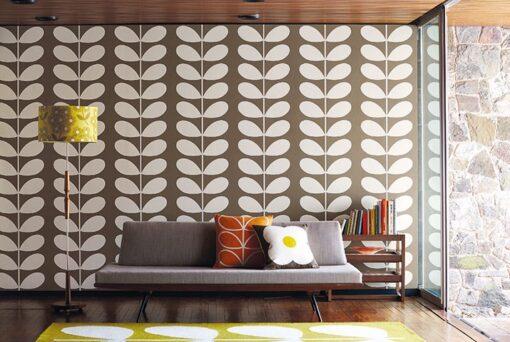 Harlequin Giant Stem Wallpaper