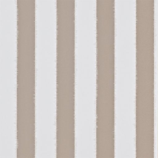 Momentum Wallcoverings 03 by Harlequin Wallpaper- Shima striped wallpaper in Rose Gold