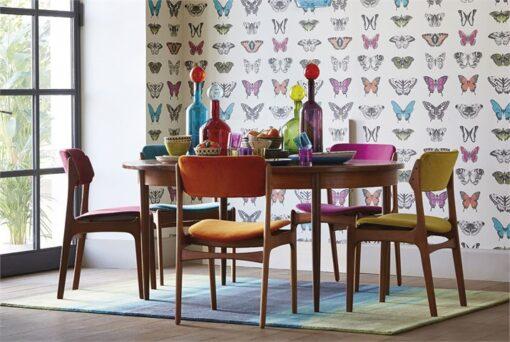 Harlequin Papilio Wallpaper