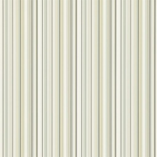 Strata wallpaper in Biscuit, Stone, Linen and Chalk. Part of the Melinki Collection by Scio