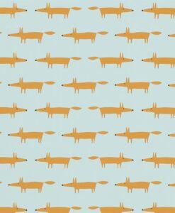 Little Fox wallpaper in Auburn