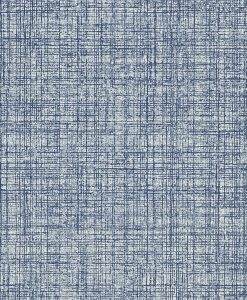 Khadi wallpaper by Scion in Ink