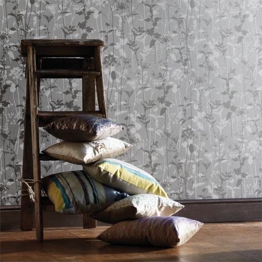 Harlequin Nettles wallpaper from the Kallianthi Collection by Harlequin