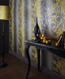 Harlequin Persephone Wallpaper from the Kallianthi Collection by Harlequin