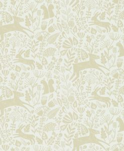 Kalda wallpaper from the Levande Collection by Scion in Biscuit