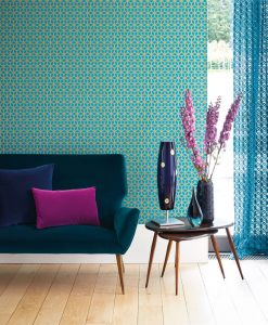 Harlequin Trellis Wallpaper