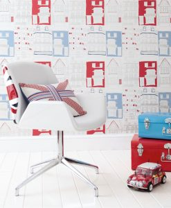 Harlequin Brighton Wallpaper