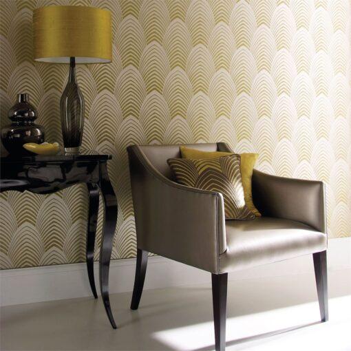 Harlequin Deco Wallpaper
