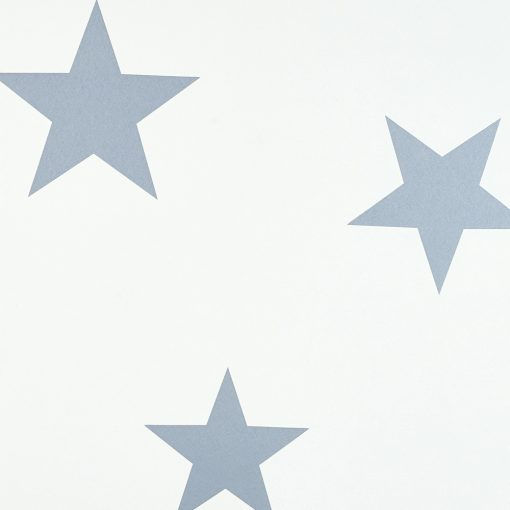 Hibou - Stars Wallpaper in stellar blue