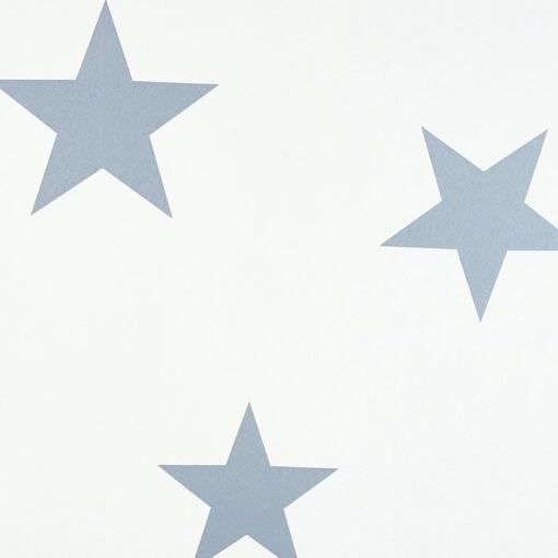 Hibou - Stars Wallpaper in stellar blue