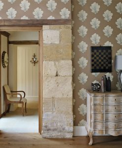 Oak Filigree wallpaper from the Woodland Walk Collection by Sanderson