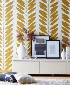Malva wallpaper from the Lohko collection by Scion