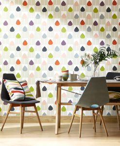 Sula wallpaper from the Lohko Collection by Scion