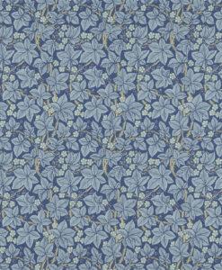 Bramble Wallpaper - Indigo