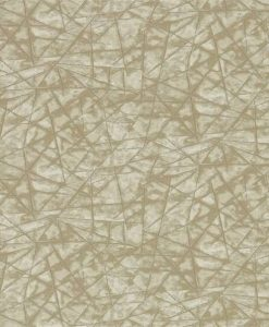 Shatter wallpaper from the Anthology 05 Collection in Ochre and Cream