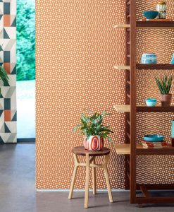 Forma Wallpaper from the Nuevo Collection by Scion