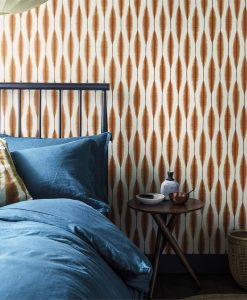 Kasuri wallpaper from the Japandi Collection by Scion