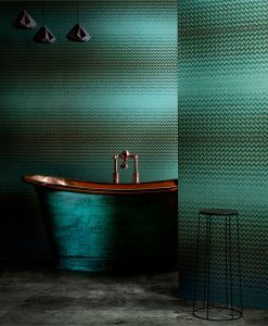 Modulate from the Anthology 05 Collection in Emerald & Kingfisher