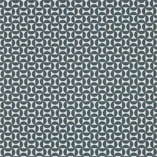 Forma wallpaper in Liquorice