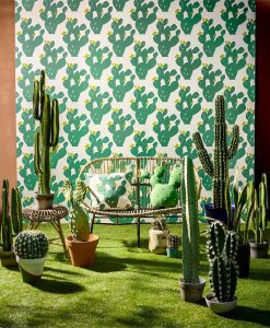 Opunita wallpaper by Scion and from the Nuevo Collection