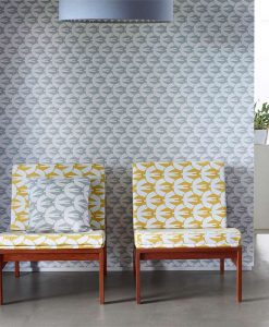 Pajaro Wallpaper in the Nuevo Collection by Scion