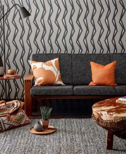 Rayo Wallpaper from the Nuevo Collection by Scion