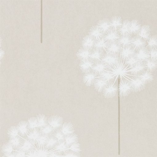 Amity wallpaper from the Paloma Collection in Rose Gold and Pearl