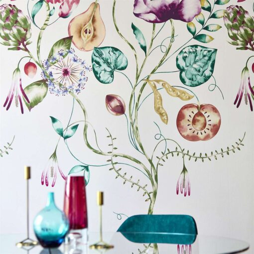 Quintessence wallpaper from the Zapara Collection