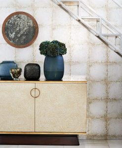 Lustre Tile Wallpaper from The Muse Collection by Zophany
