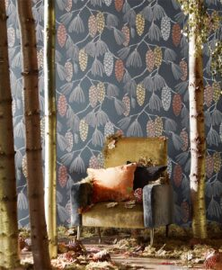 Epitome Wallpaper from the Standing Ovation Collection by Harlequin Wallpaper