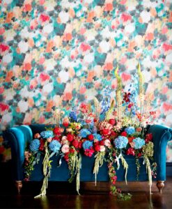 Exuberance Wallpaper from the Standing Ovation Collection by Harlequin Wallpaper