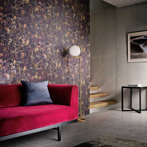 Graffiti wallpaper from the Definition Collection by Anthology