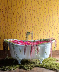 Salice Wallpaper from the Standing Ovation Collection by Harlequin Wallpaper Australia