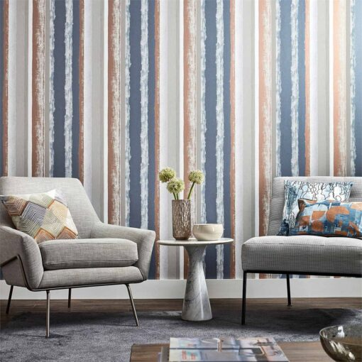 Rene wallpaper from the Entity Collection by Harlequin Wallpaper