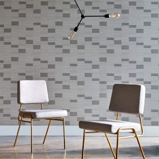 Close up of Echo Wallpaper from the Entity Collection by Harlequin