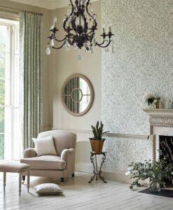 Osier Wallpaper from the Chiswick Grove collection by Sanderson Home