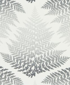 Filix Wallpaper from the Callista Collection by Harlequin Wallpaper Australia in Smoke & Graphite