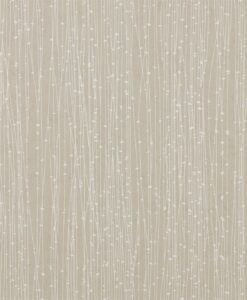 Kalamia Wallpaper from the Callista Collection by Harlequin Wallpaper in Stone & Champagne