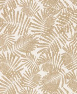 Espinillo Wallpaper from the Callista Collection by Harlequin Wallpaper in Paper & Rich Gold