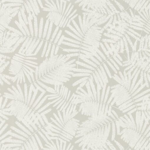 Espinillo Wallpaper from the Callista Collection by Harlequin Wallpaper in Pearl & Oyster