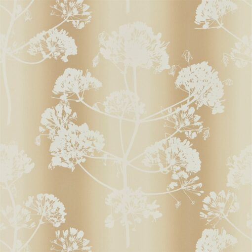 Angeliki Wallpaper from the Callista Collection by Harlequin Wallpaper in Cream & Hessian