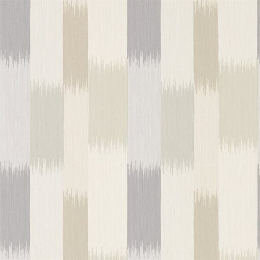 Utto wallpaper from the Tresillio Collection by Harlequin in Mist, Fawn and Mulberry