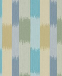 Utto wallpaper from the Tresillio Collection by Harlequin in Emerald, Zest and Azure